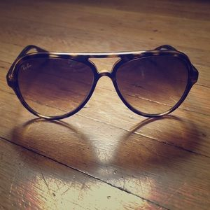 Ray Ban Cats 5000 Classic - brown/tortoise shell